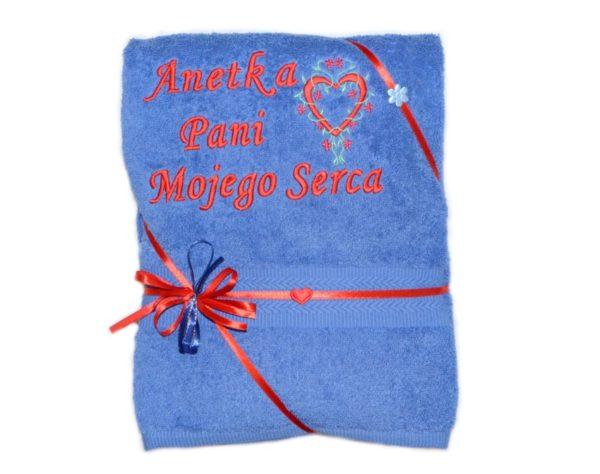 ręcznik dla niej