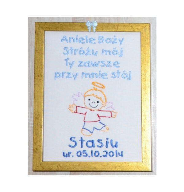 Obrazki z modlitwą
