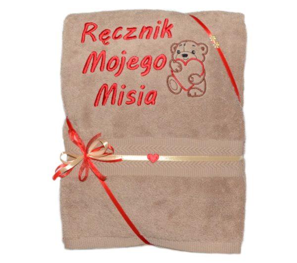 ręcznik mojego misia