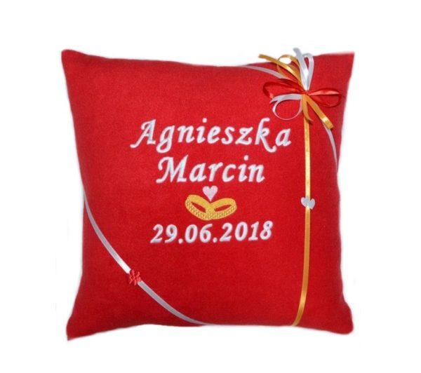 poduszka na ślub rocznice